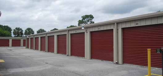 Genial Courtside Storage In Vero Beach